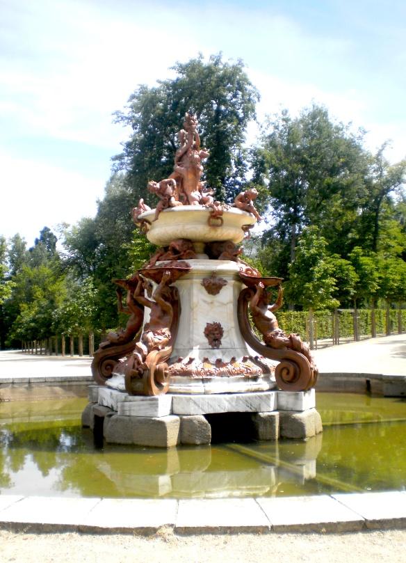 Fuente San Idefonso