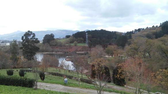 Arboretum UPV/EHU UPV EHU Embalse Lertutxe Leioa