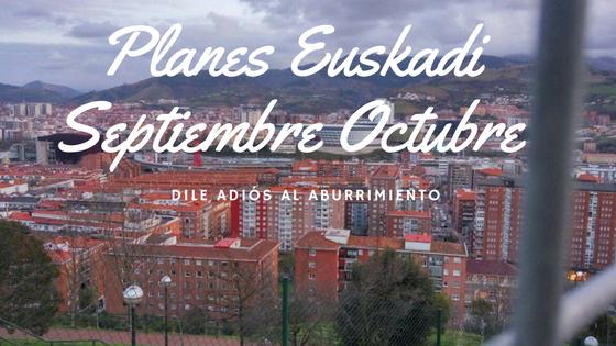 Planes Septiembre Octubre